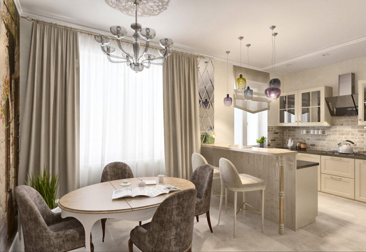 Фотография 3690  категории 'Частный дом 211 м²'