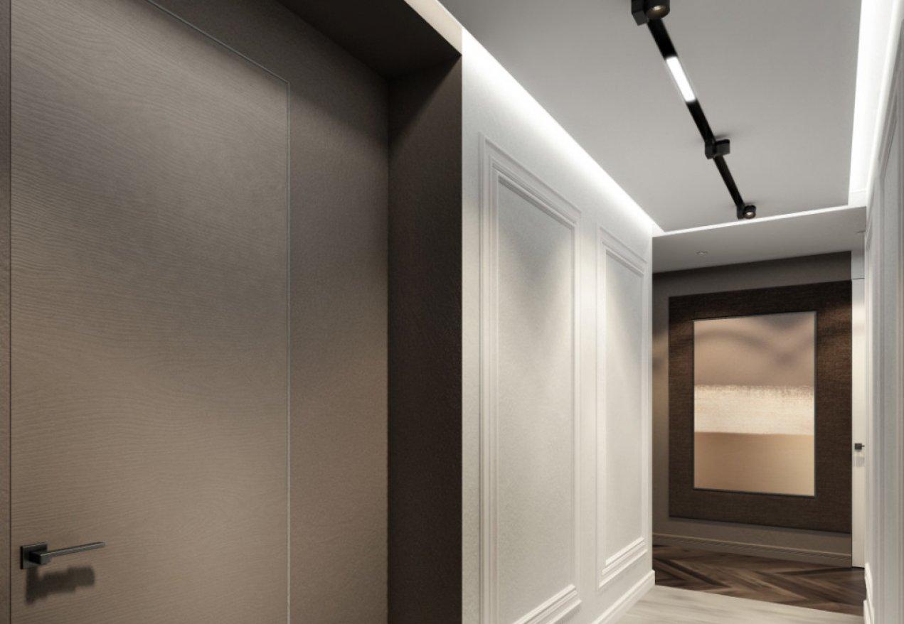 Фотография 10199  категории 'Четырёхкомнатная квартира в Н.Новгороде 166 м²'