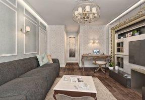 Фотография 3482  категории 'Квартира 68 м²'