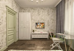 Фотография 3587  категории 'Загородный дом 213 м²'