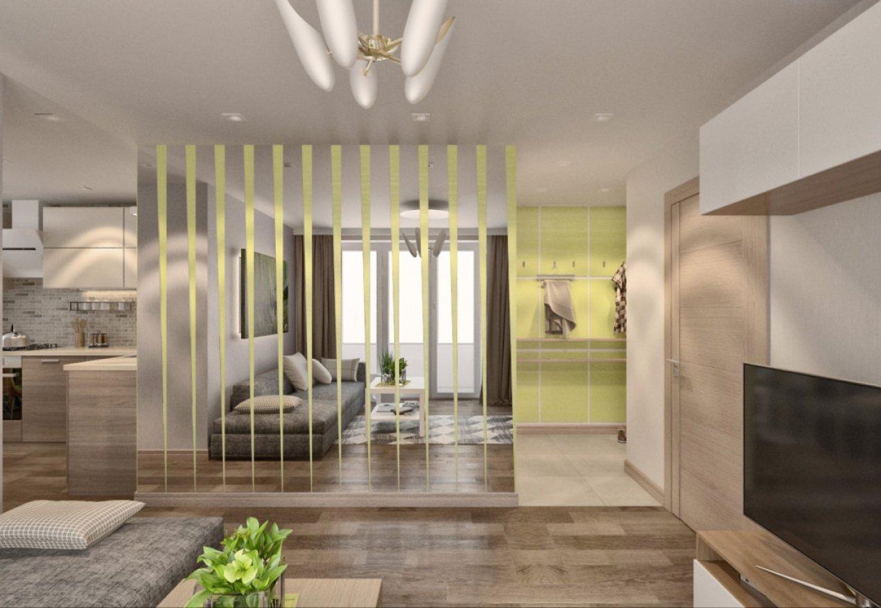 Фотография 3626  категории 'Квартира 55 м²'
