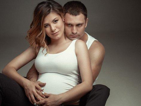Фотография 8024  категории 'Фотосессия беременных'