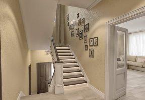 Фотография 3680  категории 'Частный дом 211 м²'
