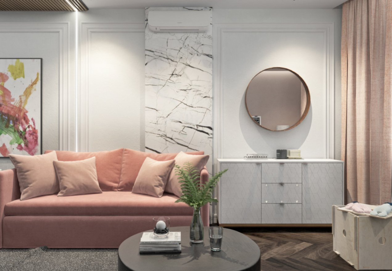 Фотография 10189  категории 'Четырёхкомнатная квартира в Н.Новгороде 166 м²'