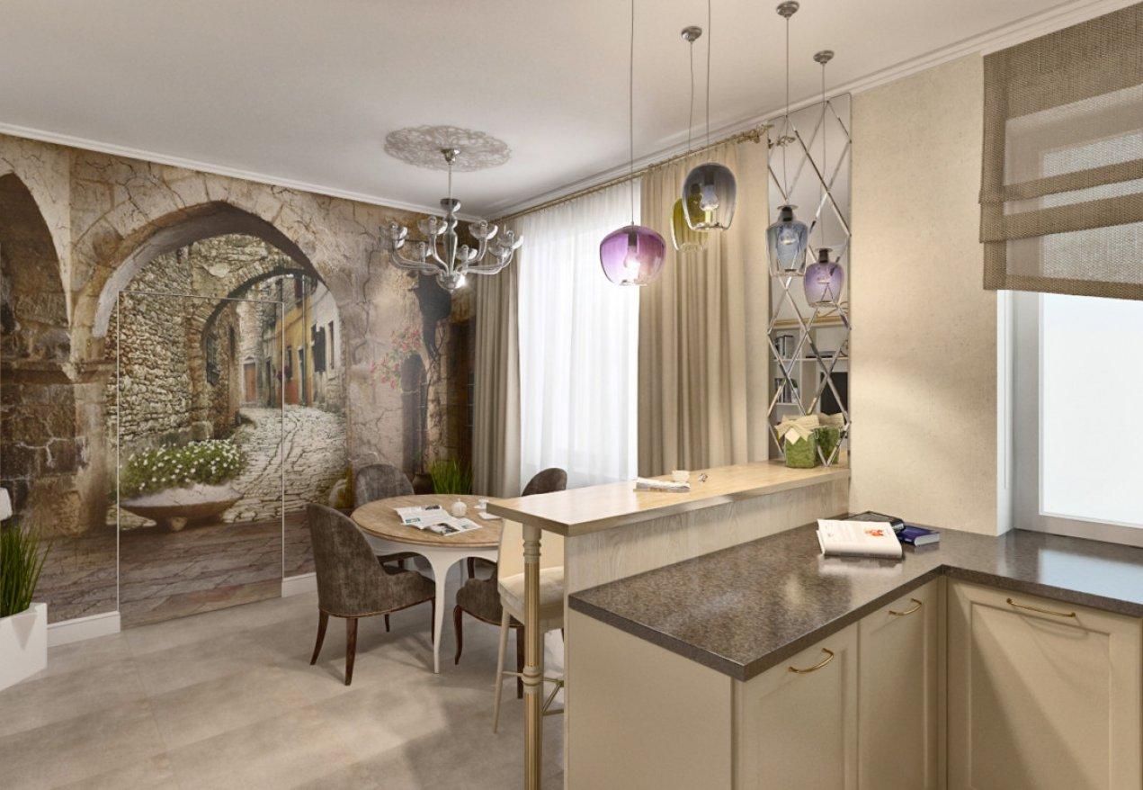 Фотография 3688  категории 'Частный дом 211 м²'