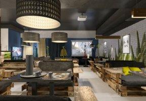 Фотография 8880  категории 'Кальянная Luna lounge'