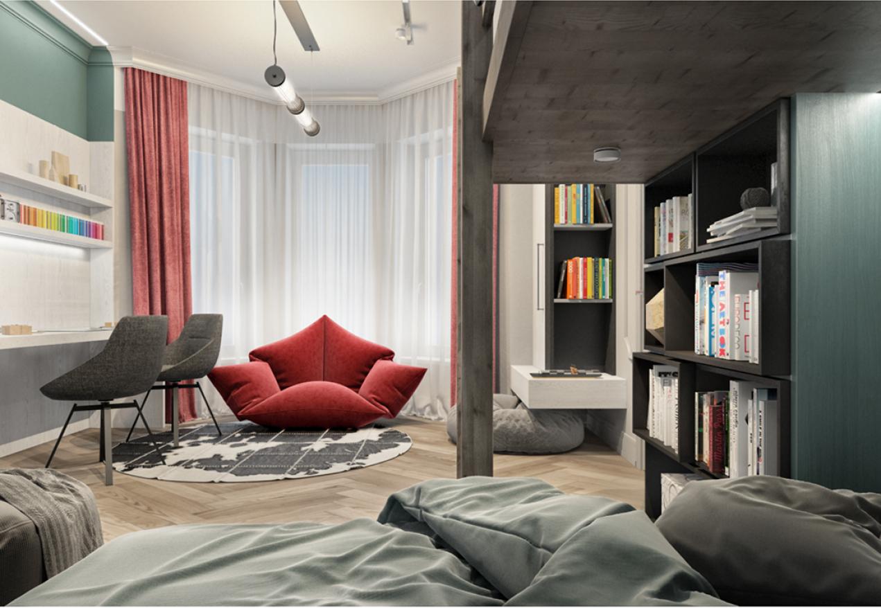Фотография 9962  категории 'Частный дом в п. Бол. Давыдово 128 м²'