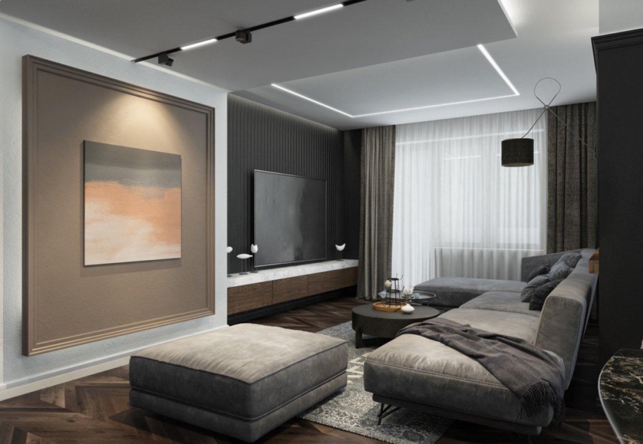 Фотография 10171  категории 'Четырёхкомнатная квартира в Н.Новгороде 166 м²'