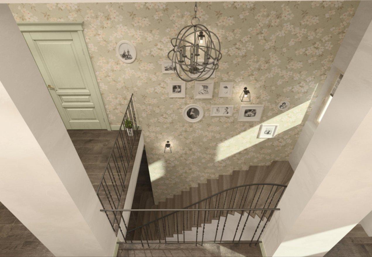 Фотография 3572  категории 'Загородный дом 213 м²'
