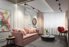 Фотография 10188  категории 'Четырёхкомнатная квартира в Н.Новгороде 166 м²'
