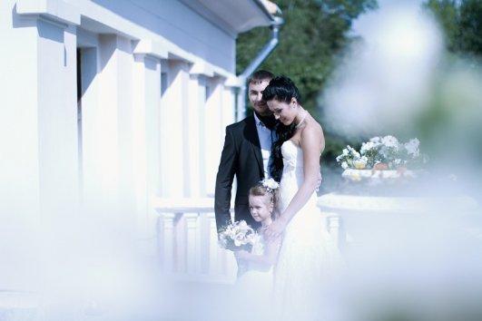 Фотография 7134  категории 'Фотограф на свадьбу'