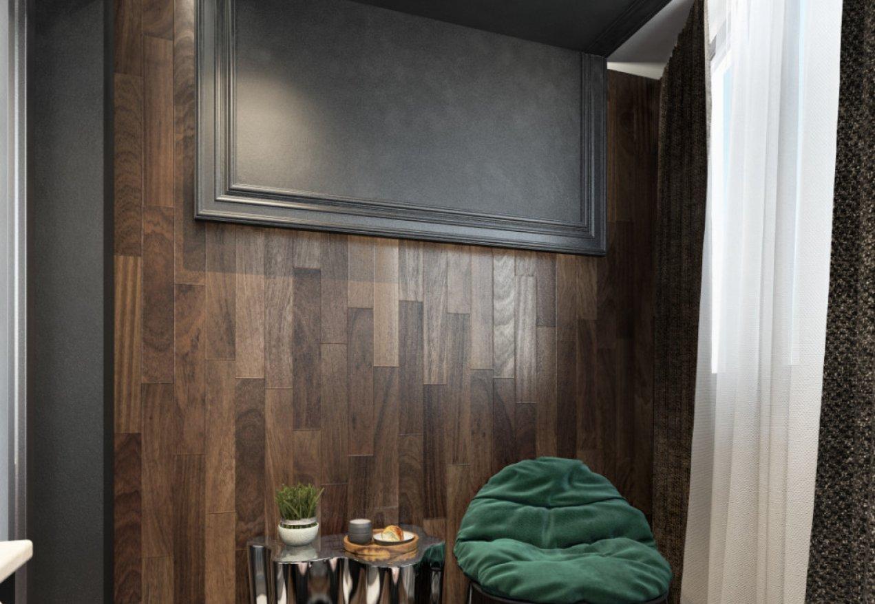 Фотография 10230  категории 'Четырёхкомнатная квартира в Н.Новгороде 166 м²'