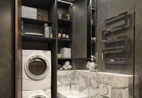 Фотография 10129  категории 'Трёхкомнатная квартира в Н. Новгороде 130 м²'