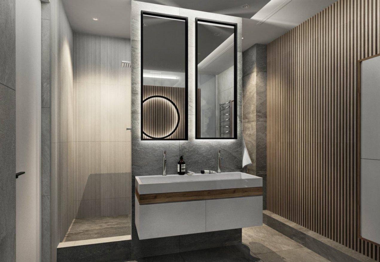 Фотография 10219  категории 'Четырёхкомнатная квартира в Н.Новгороде 166 м²'