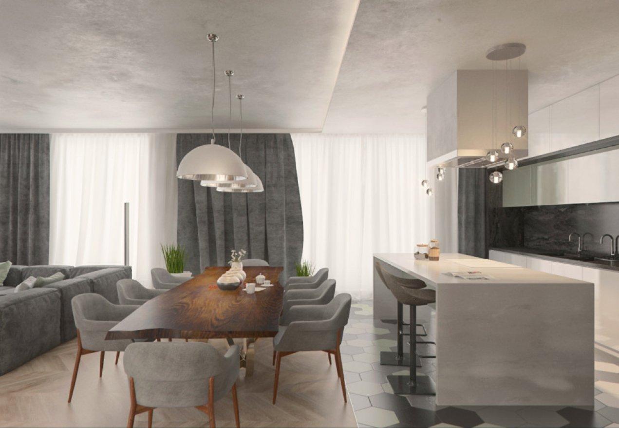 Фотография 3519  категории 'Квартира 179 м²'