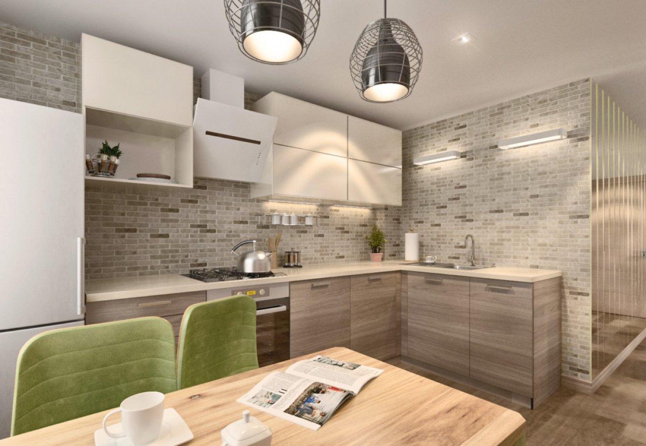 Фотография 3620  категории 'Квартира 55 м²'