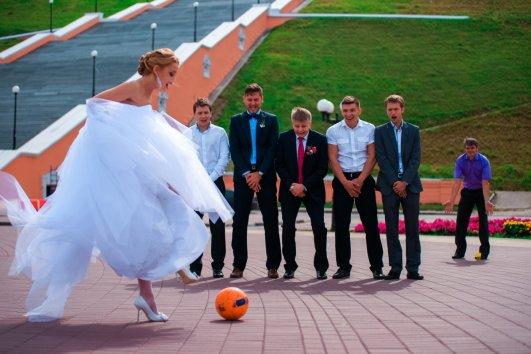 Фотография 7205  категории 'Фотограф на свадьбу'