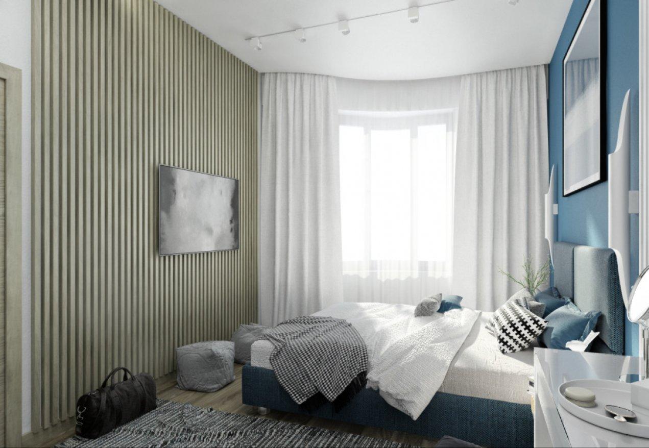 Фотография 9922  категории 'Однокомнатная квартира в Москве 42 м²'