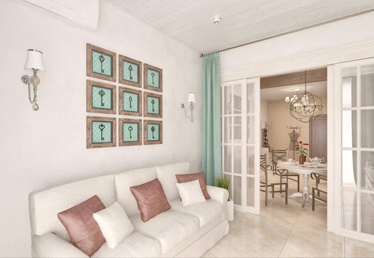 Фотография 3637  категории 'Квартира 65 м²'