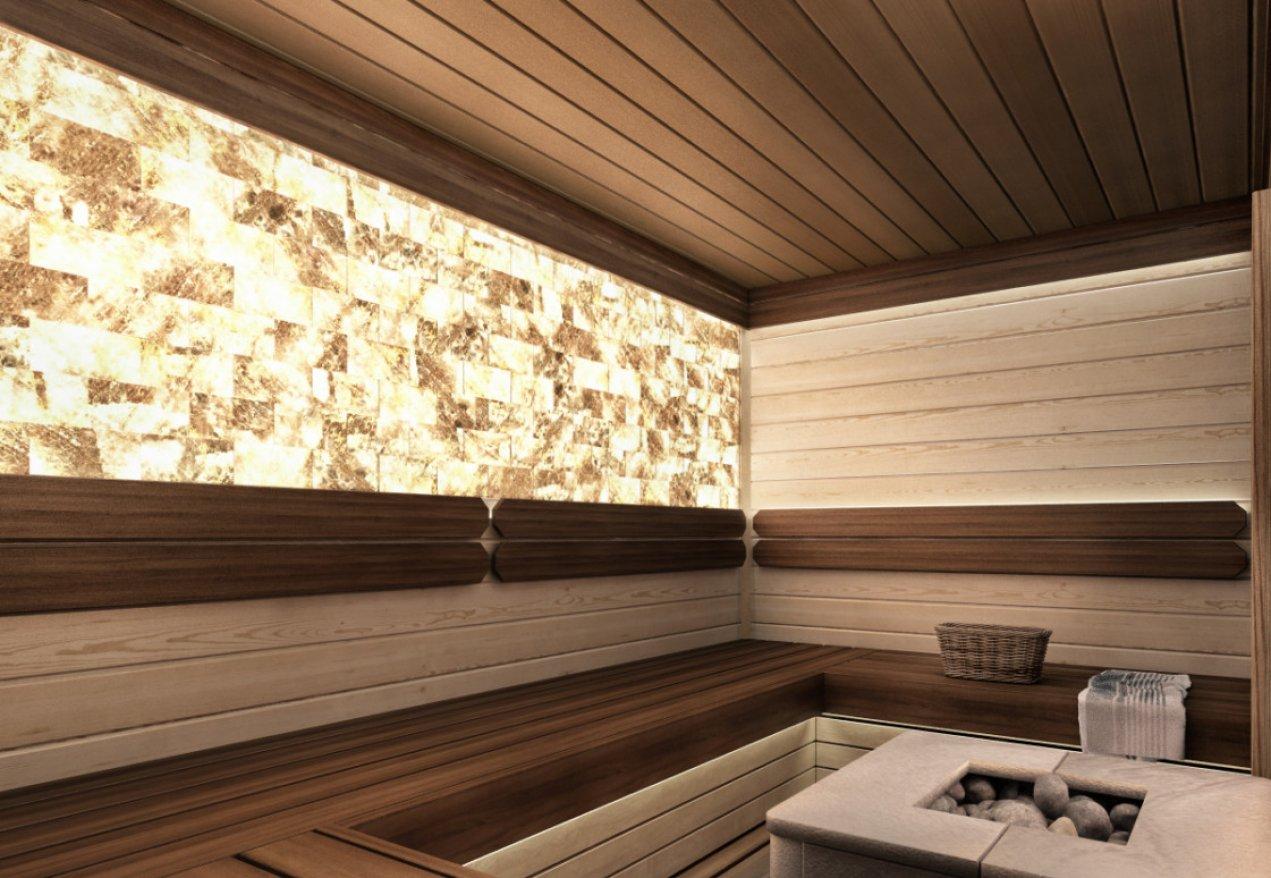 Фотография 10151  категории 'Двухэтажная баня в посёлке Бурцево 134 м²'