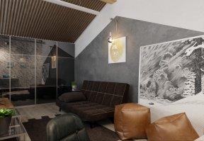 Фотография 8955  категории 'Частный дом в п. «Бурцево»'