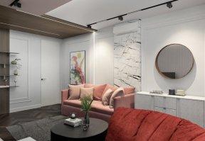 Фотография 10191  категории 'Четырёхкомнатная квартира в Н.Новгороде 166 м²'