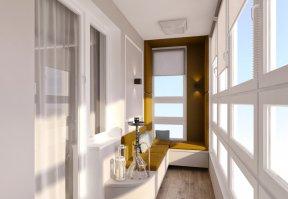 Фотография 8905  категории 'Квартира в ЖК «Аквамарин»'