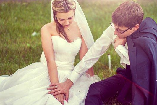 Фотография 7094  категории 'Фотограф на свадьбу'
