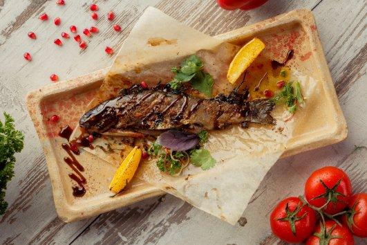 Фотография 8303  категории 'Съемка меню ресторана'
