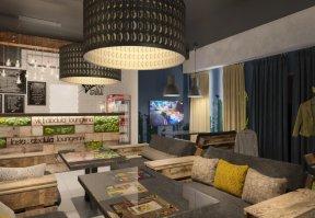 Фотография 8885  категории 'Кальянная Luna lounge'