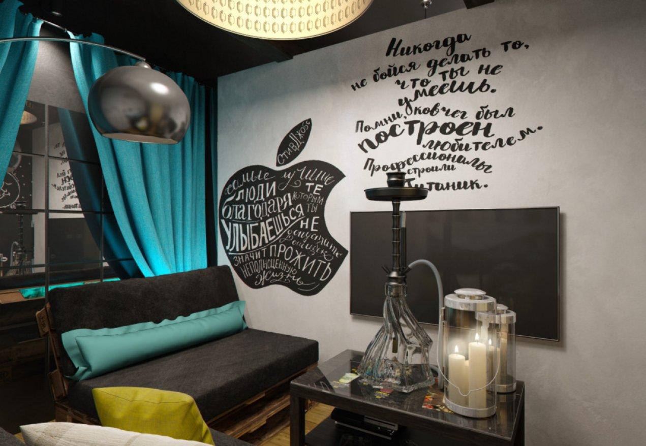 Фотография 8889  категории 'Кальянная Luna lounge'