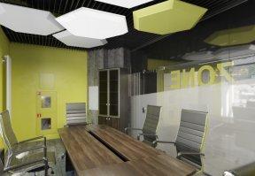 Фотография 9983  категории 'Офис для Интернет компании в Н.Новгороде 150 м²'