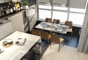 Фотография 10109  категории 'Трёхкомнатная квартира в Н. Новгороде 130 м²'