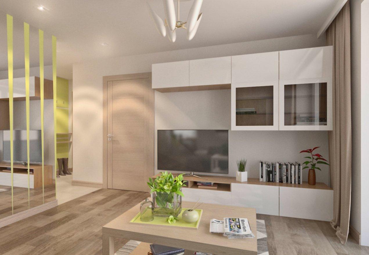 Фотография 3625  категории 'Квартира 55 м²'