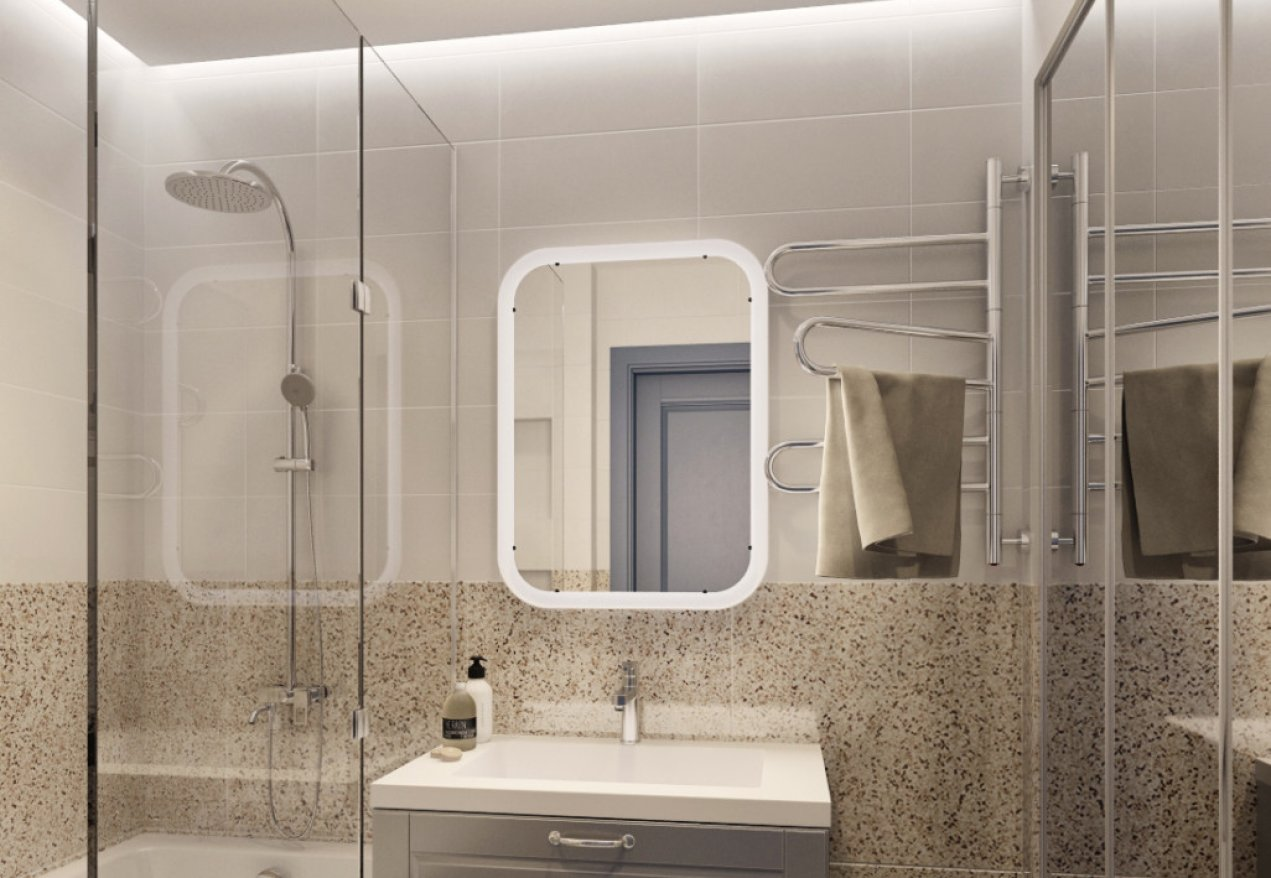 Фотография 8909  категории 'Квартира в ЖК «Аквамарин»'