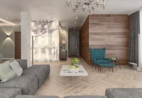 Фотография 3524  категории 'Квартира 179 м²'
