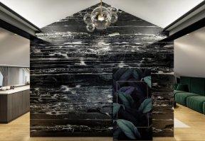 Фотография 10160  категории 'Двухэтажная баня в посёлке Бурцево 134 м²'