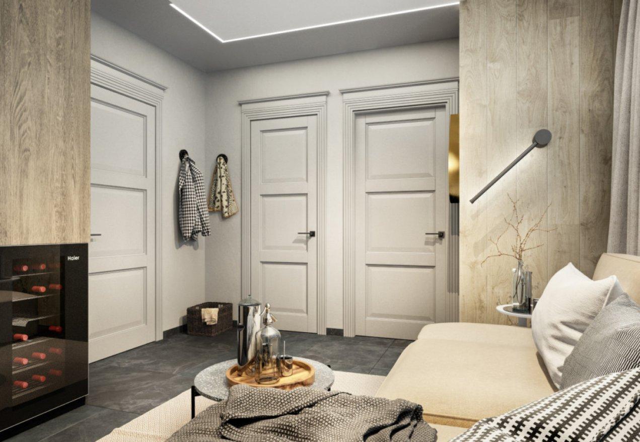 Фотография 10148  категории 'Двухэтажная баня в посёлке Бурцево 134 м²'