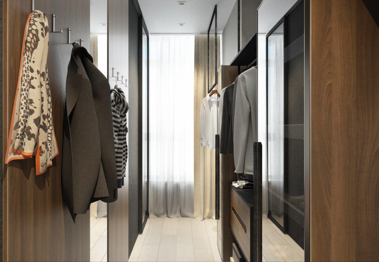 Фотография 10123  категории 'Трёхкомнатная квартира в Н. Новгороде 130 м²'