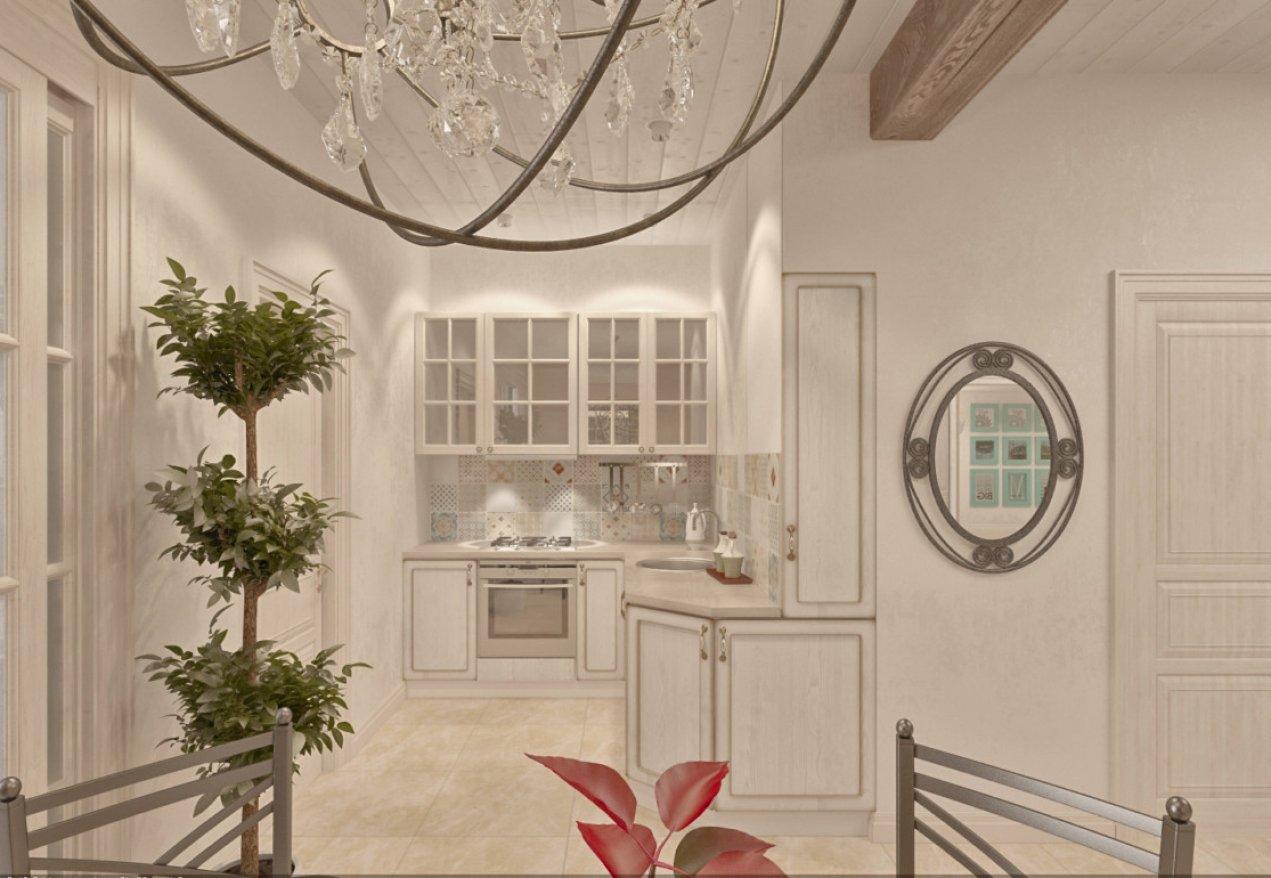 Фотография 3631  категории 'Квартира 65 м²'