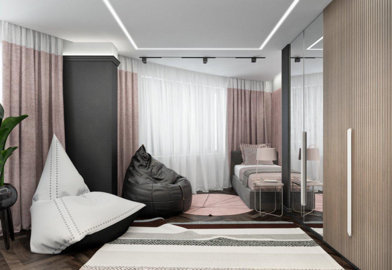 Фотография 10181  категории 'Четырёхкомнатная квартира в Н.Новгороде 166 м²'
