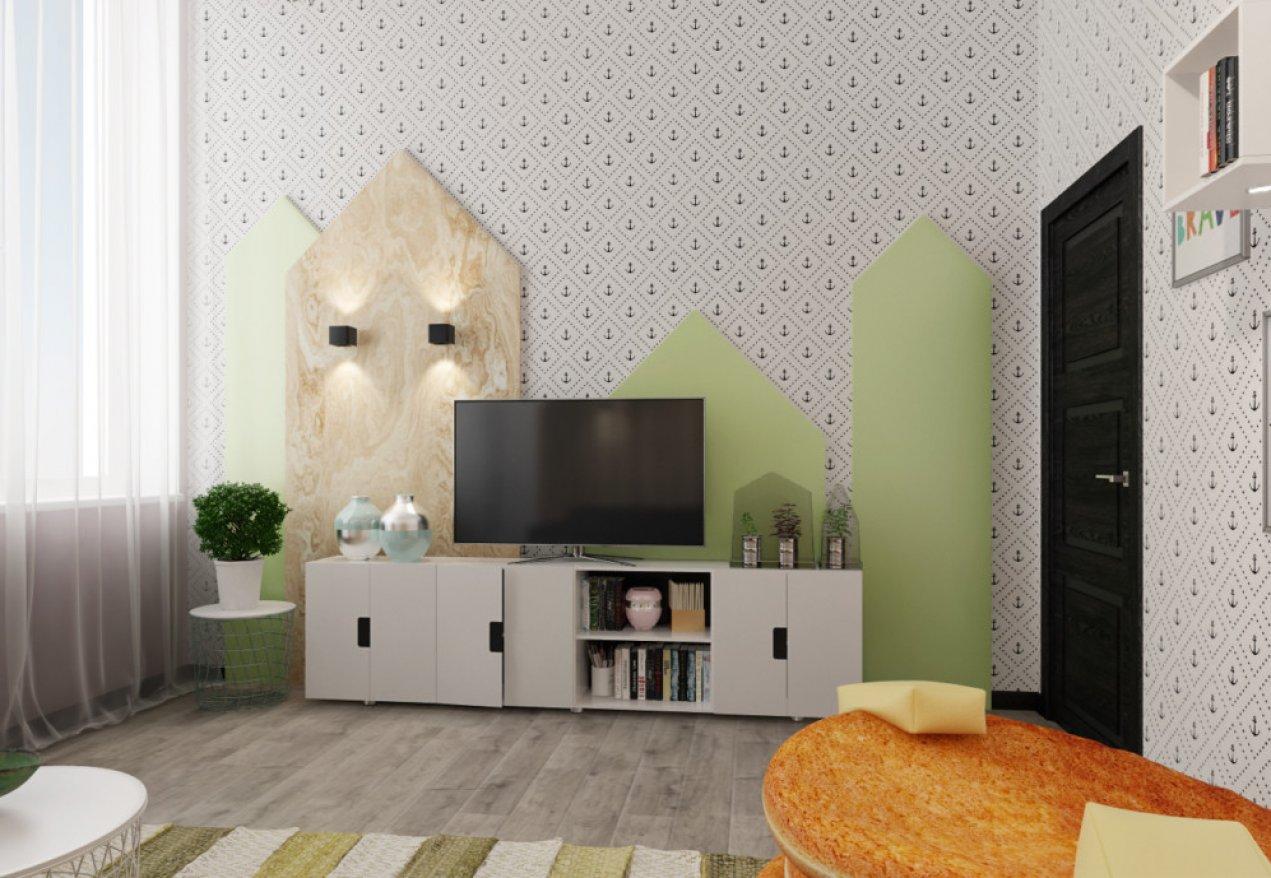 Фотография 8960  категории 'Частный дом в п. «Бурцево»'