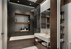 Фотография 10217  категории 'Четырёхкомнатная квартира в Н.Новгороде 166 м²'