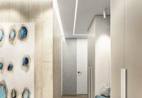 Фотография 10073  категории 'Трёхкомнатная квартира в Н. Новгороде 80 м²'