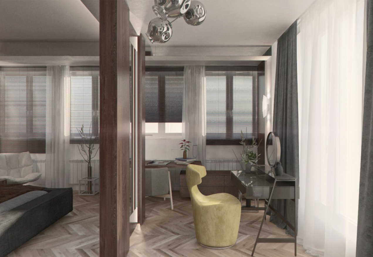 Фотография 3535  категории 'Квартира 179 м²'