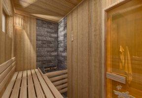 Фотография 3542  категории 'Баня 47 м²'