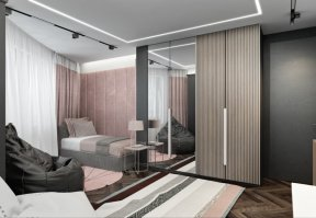 Фотография 10182  категории 'Четырёхкомнатная квартира в Н.Новгороде 166 м²'