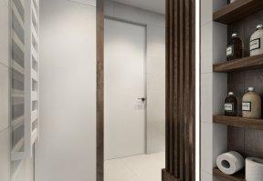Фотография 10216  категории 'Четырёхкомнатная квартира в Н.Новгороде 166 м²'