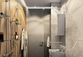 Фотография 10089  категории 'Трёхкомнатная квартира в Н. Новгороде 80 м²'
