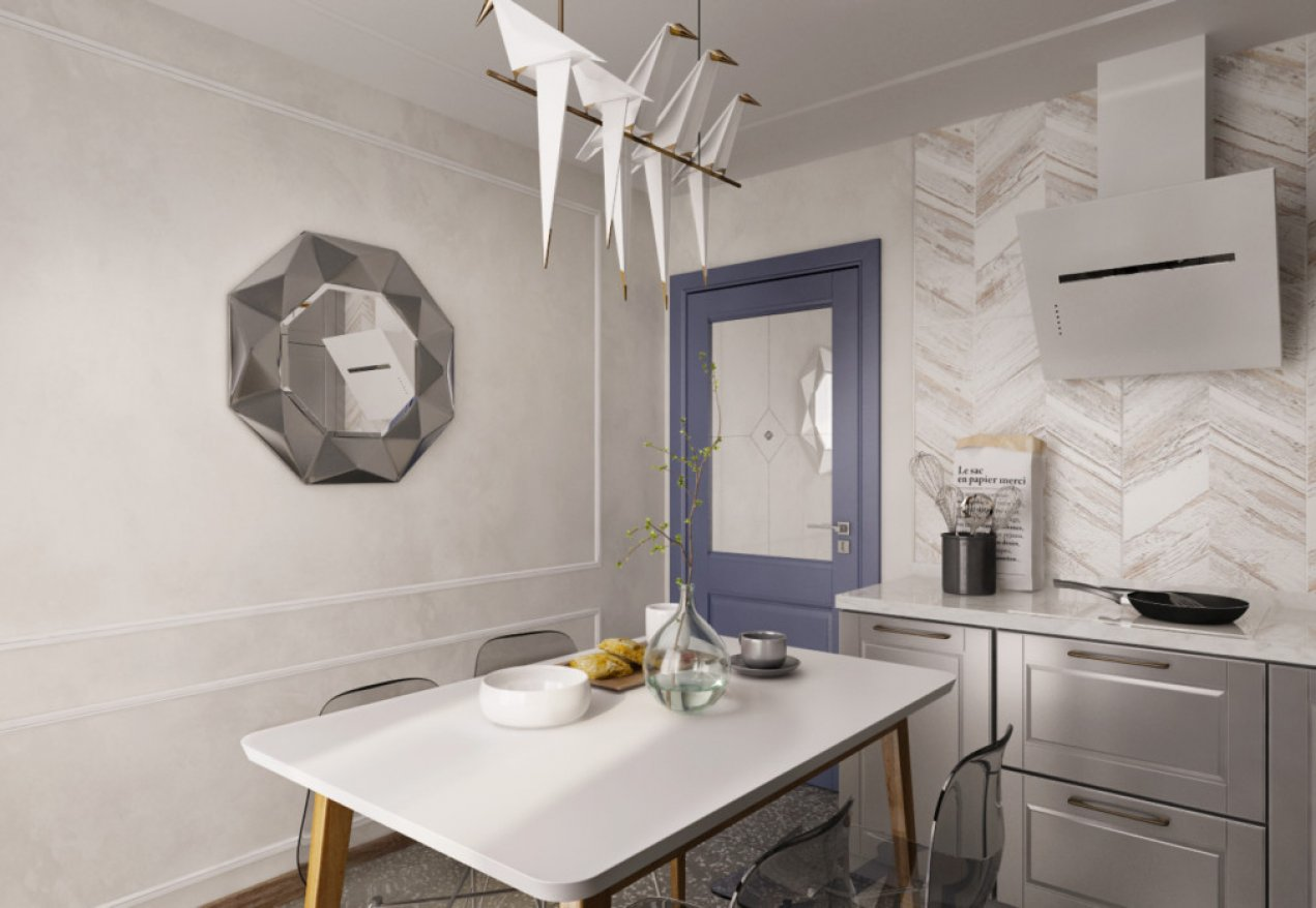 Фотография 8899  категории 'Квартира в ЖК «Аквамарин»'